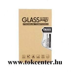 Samsung Galaxy Tab A7 Lite LTE (SM-T225) / Galaxy Tab A7 Lite WIFI (SM-T220) Képernyővédő üveg (2.5D full cover, karcálló, 0.33mm, 9H) ÁTLÁTSZÓ